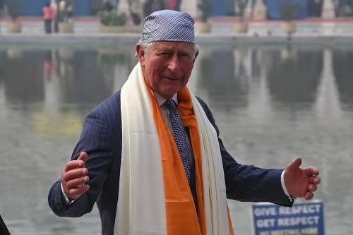 Compleanno in India per il principe Carlo 7