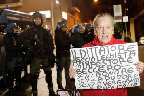 A Bologna sfilano gli antagonisti di Salvini 6