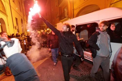 A Bologna sfilano gli antagonisti di Salvini 9