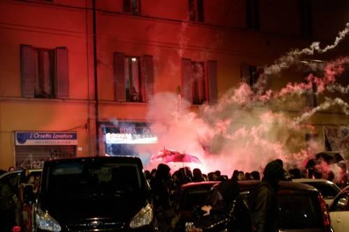 A Bologna sfilano gli antagonisti di Salvini 4