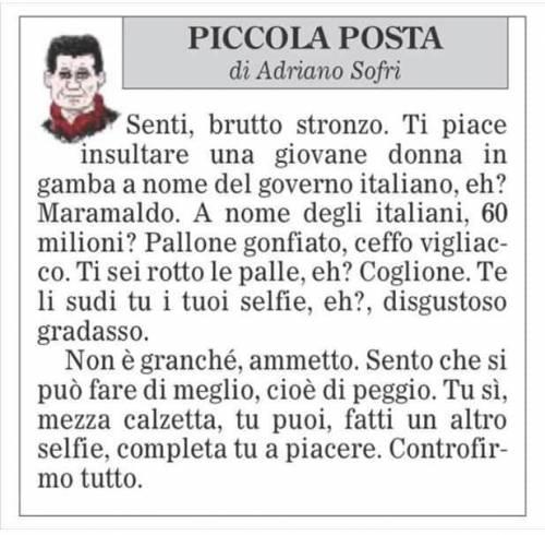 Vignette, fantocci, murales. Ecco l'odio verso Salvini 3