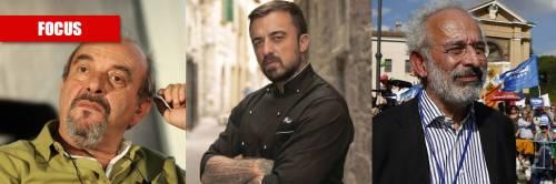 I radical chic tollerati con i migranti, odiatori con Salvini