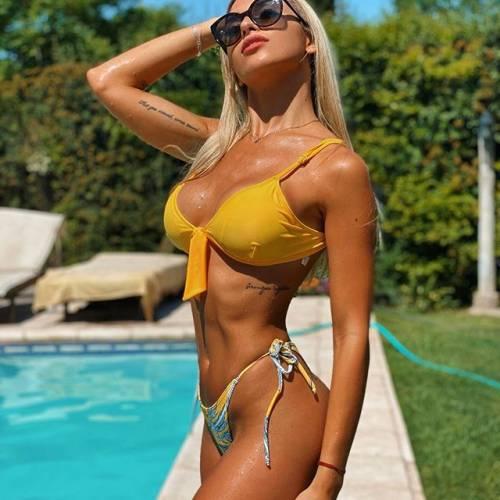 Agustina Gandolfo sexy su Instagram 8