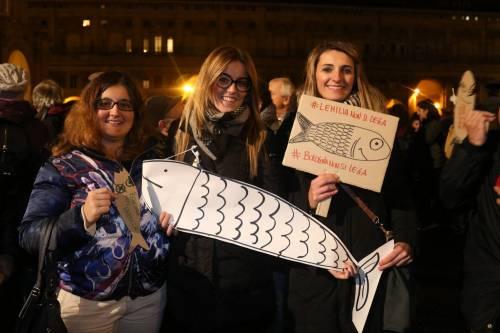 """Ecco chi c'è (davvero) dietro al movimento delle """"sardine"""""""