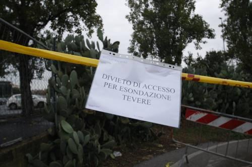 Il maltempo a Roma 4