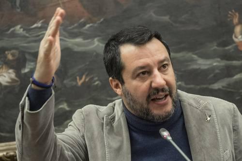 """Migranti, il Pd prepara l'assalto. Ma Salvini: """"Daremo battaglia"""""""