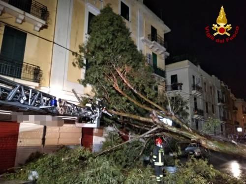Il maltempo colpisce il Sud Italia 2