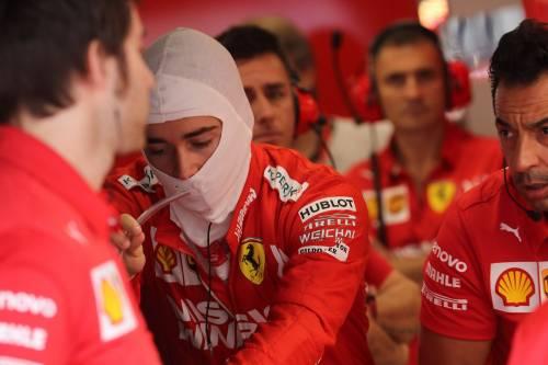Formula1, Ferrari e il vuoto nel comando