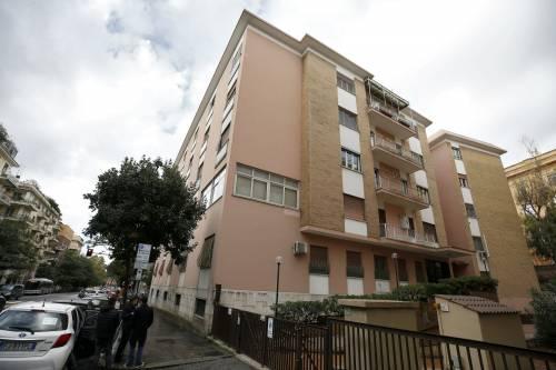 Il palazzo dove abita l'ex ministro Trenta 4