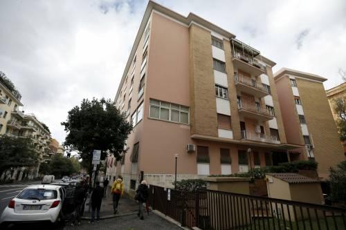 Il palazzo dove abita l'ex ministro Trenta 7