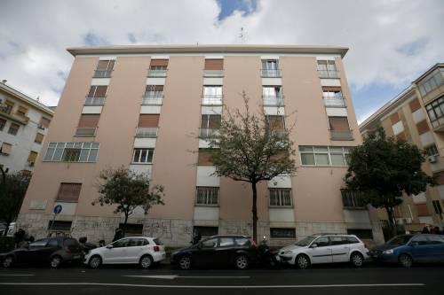 Il palazzo dove abita l'ex ministro Trenta 10