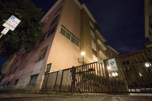 Il palazzo dove abita l'ex ministro Trenta 5