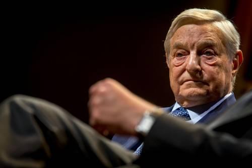 "Soros tifa per le Sardine: ""Destinate a vincere"""