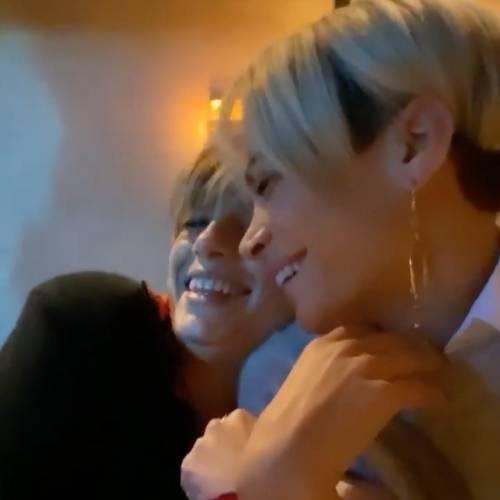 Emma Marrone ed Elodie, di nuovo amiche complici