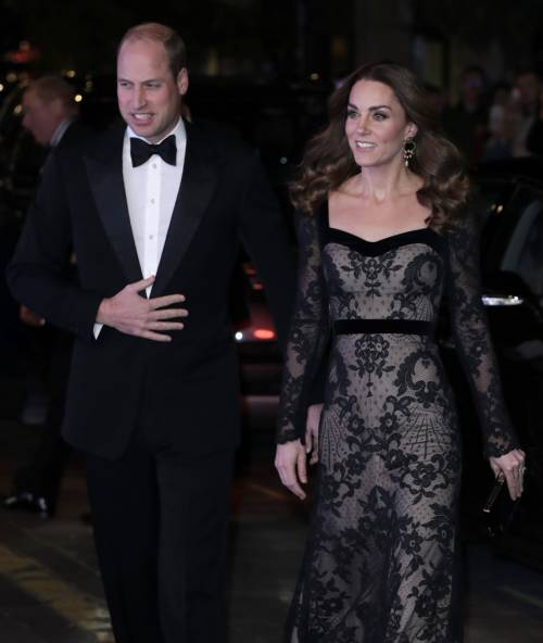 Kate Middleton ricorda l'anniversario con il Principe William