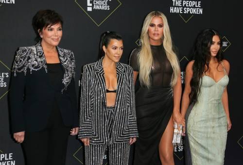 La famiglia Kardashian-Jenner in foto 10