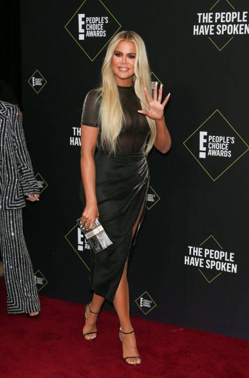 La famiglia Kardashian-Jenner in foto 8