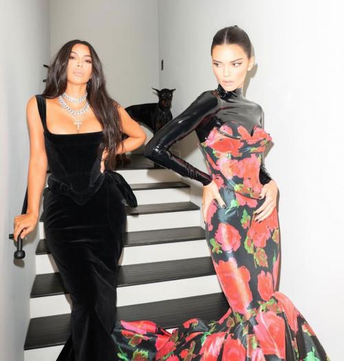 La famiglia Kardashian-Jenner in foto 2
