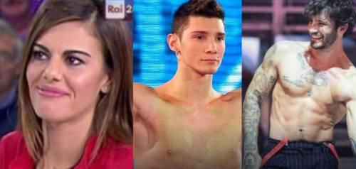 """Detto fatto, Bianca Guaccero punge Stefano De Martino: """"Non avevi bisogno dei ritocchini!"""""""