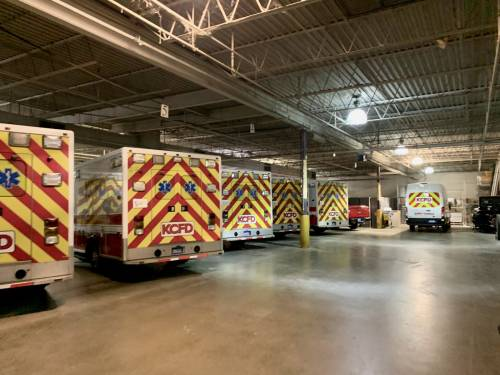 Kansas City Fire Department 9