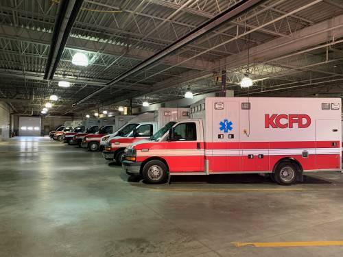 Kansas City Fire Department 10