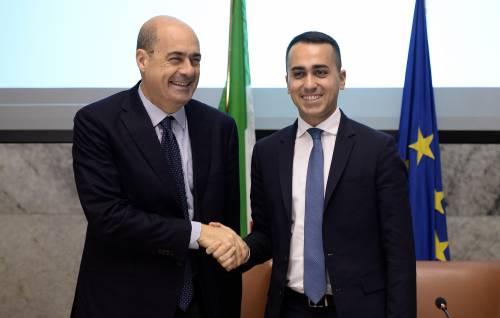 M5s e Pd uniti alle elezioni in Calabria? Di Maio non ci sta