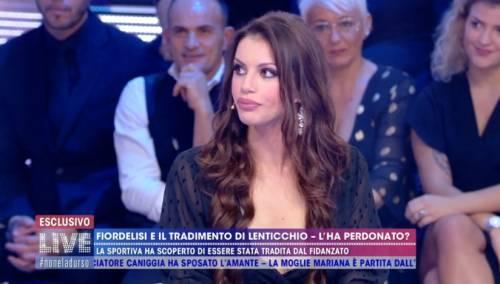 """Antonella Fiordelisi: """"Potrei andare a lavorare, ma non mi va"""""""