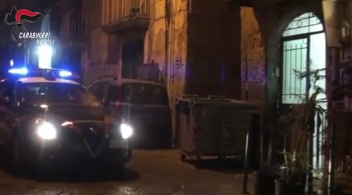 Maxi operazione dei carabinieri: sgominato il clan Mauro alla Sanità