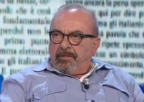 """Vauro: """"Di Maio nullità politica, ma bene governo senza Salvini"""""""