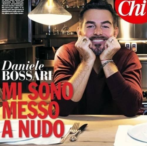 """Daniele Bossari: """"Il suicidio mi sembrava l'unica soluzione"""""""