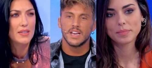 Uomini e Donne, Giulio Raselli chiede scusa a Giovanna Abate