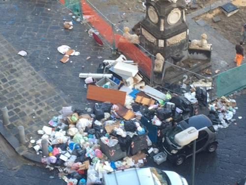Rifiuti Napoli 3