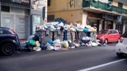 Rifiuti Napoli 5