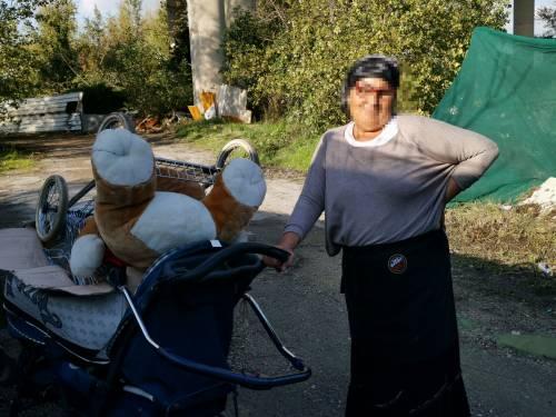 Napoli, il nuovo campo rom abusivo a Poggioreale 3