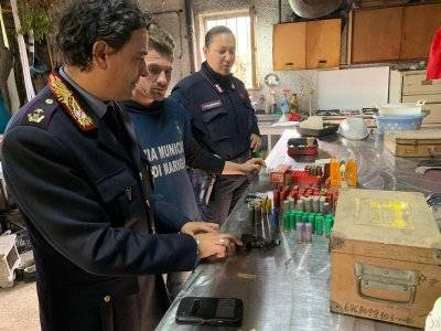 Macellazione abusiva scoperta a Marigliano: le immagini dell'operazione 2