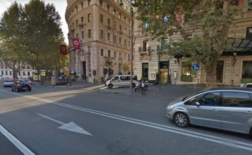 Via Veneto, finto poliziotto rapina due turisti israeliani