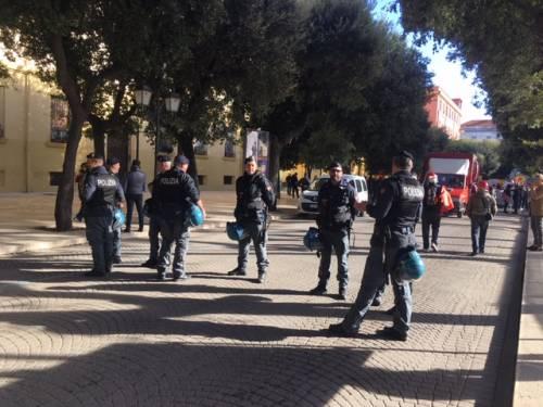 Taranto, il quarto sciopero per il clima nella città dell'acciaio 5