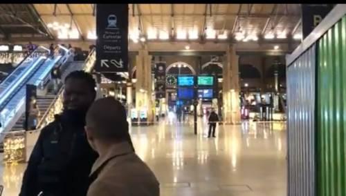 Ordigno esplosivo nella stazione di Parigi Gare Du Nord