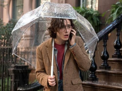 """""""Un giorno di pioggia a New York"""", una delizia firmata Woody Allen"""