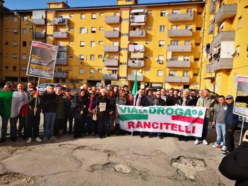 Pescara in strada contro la criminalità 5