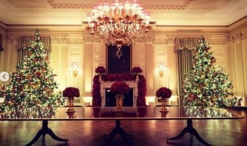 Alla Casa Bianca è già Nataler 2