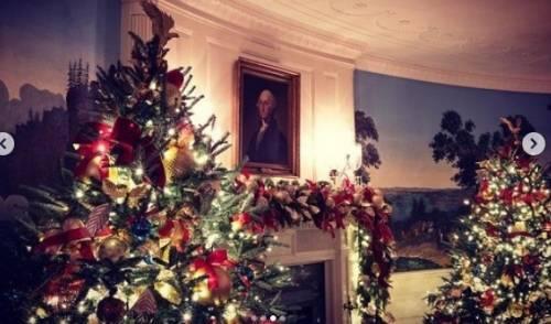 Alla Casa Bianca è già Nataler 3