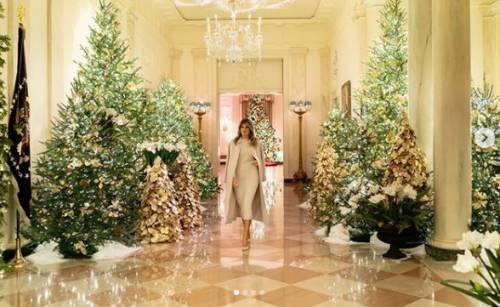 Alla Casa Bianca è già Nataler 4