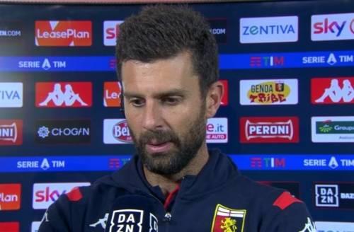 Genoa, Thiago Motta appeso ad un filo: ora Diego Lopez starebbe risolvendo col Penarol