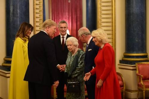 Regina Elisabetta II, le foto del banchetto Nato 6