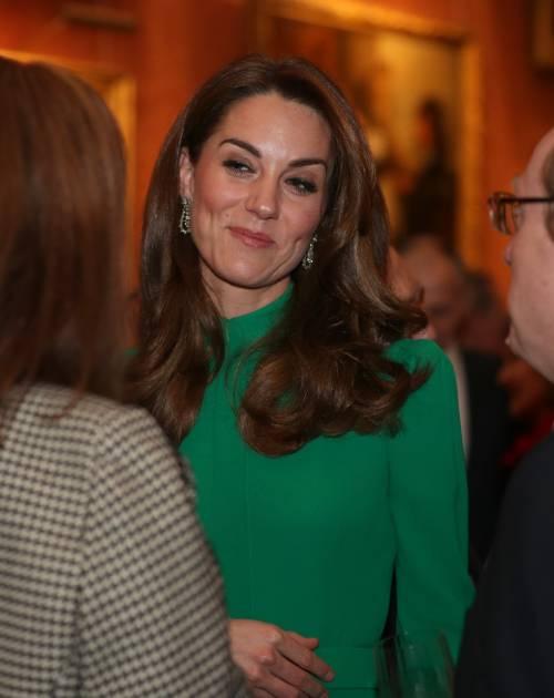 Regina Elisabetta II, le foto del banchetto Nato 9
