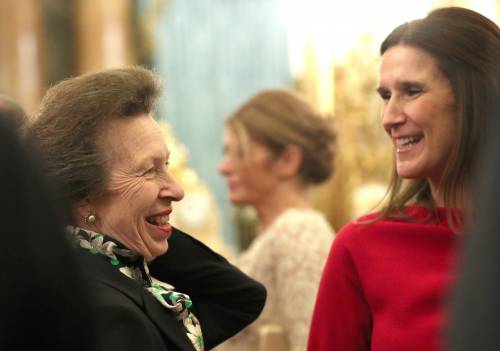Regina Elisabetta II, le foto del banchetto Nato 1
