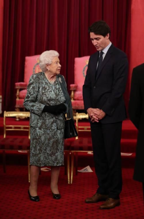 Regina Elisabetta II, le foto del banchetto Nato 10