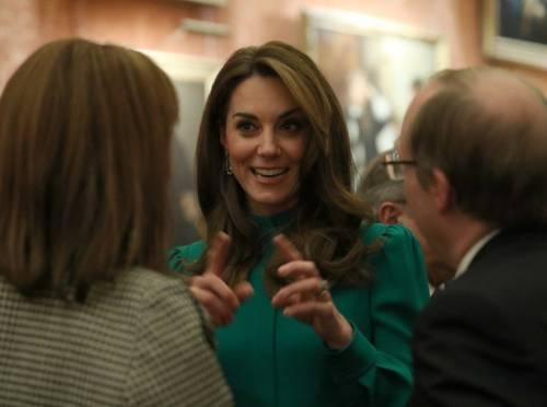 Regina Elisabetta II, le foto del banchetto Nato 2