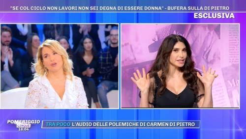 """Carmen Di Pietro si scusa: """"Non ne sapevo nulla"""""""
